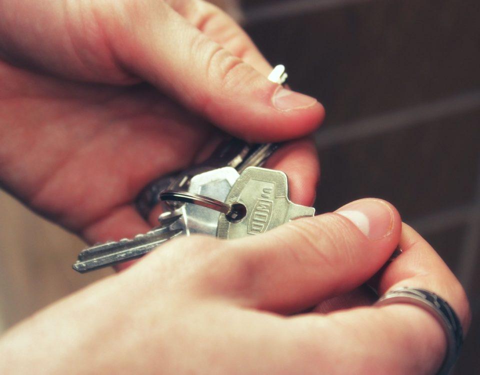 wydanie mieszkania po sprzedaży